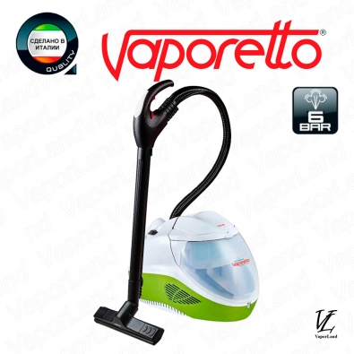 Polti Vaporetto Lecoaspira FAV80 Turbo Intelligence паропылесос