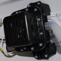 нагреватель в пластиковой защите металл